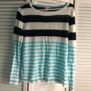 Lilly Pulitzer Striped Knit Sweater